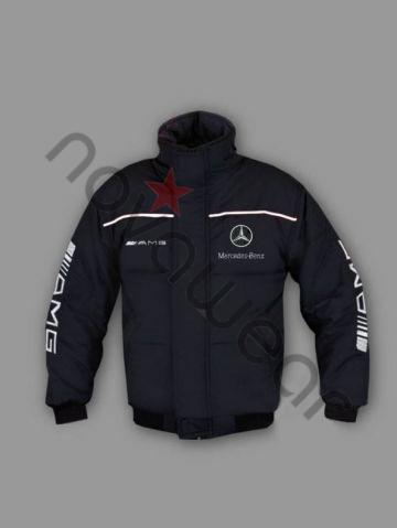 Mercedes Amg Winter Jacket Mercedes Apparel Mercedes
