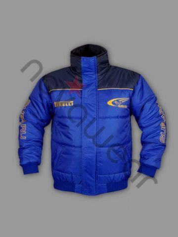 Subaru Wrc Winter Jacket Subaru Apparel Subaru Merchandise