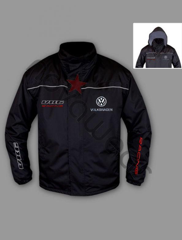VW VR6 Windbreaker Jacket-VW Merchandise, VW Caps, VW Clothes