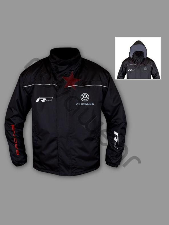 Volkswagen R Line Windbreaker Jacket-Volkswagen Clothing