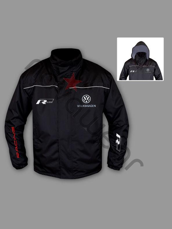 Volkswagen R Line Windbreaker Jacket-Volkswagen Clothing