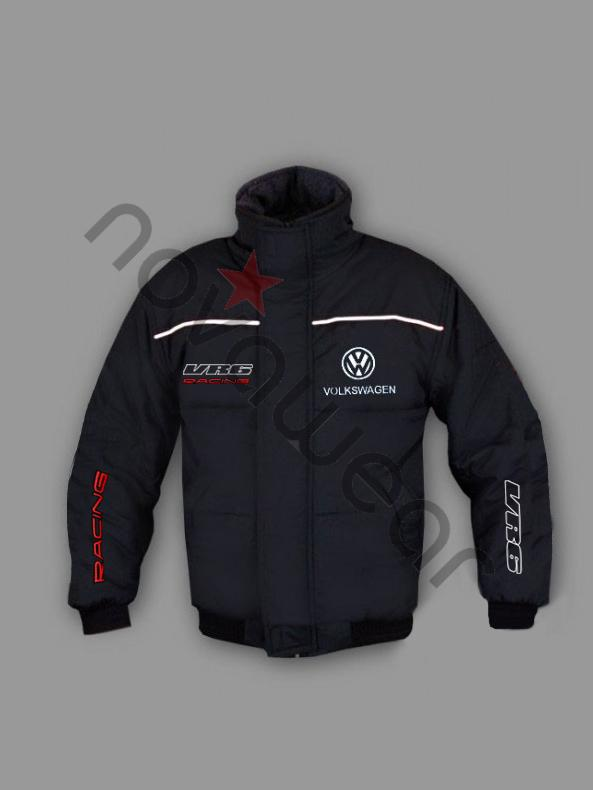 VW VR6 Winter Jacket-VW Jackets, VW Clothing, VW Apparel