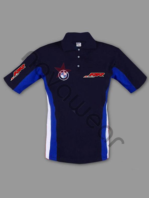 Bmw S1000rr Moto Fan Polo Shirt Blau Bmw Zubeh 246 R Bmw