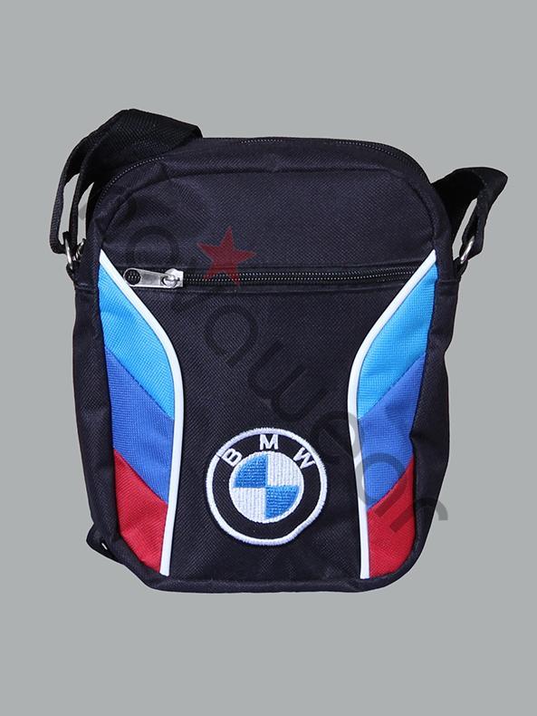 Visa Credit Card Login >> BMW Sport Embroidered Shoulder Bag-BMW T-Shirts, BMW ...