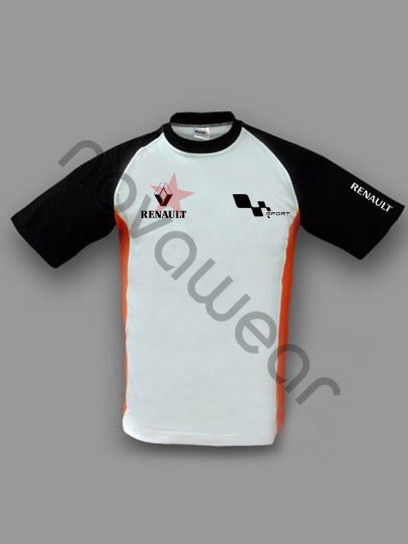 renault sport team t shirt. Black Bedroom Furniture Sets. Home Design Ideas