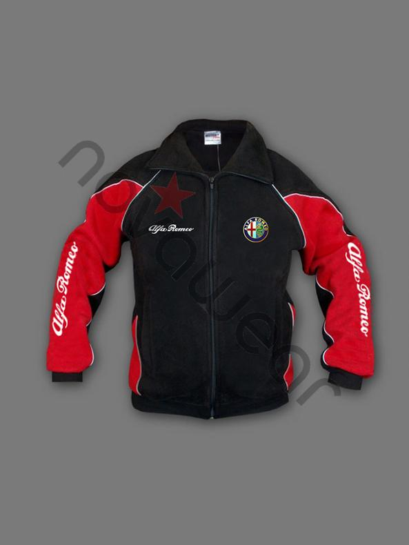 Alfa Romeo Fan Fleece Jacket