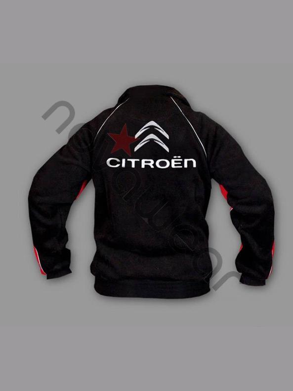 Citroen Fan Fleece Jacket