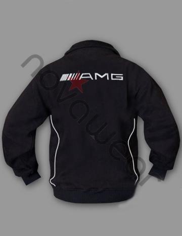 Mercedes amg fleece jacket mercedes amg merchandise for Mercedes benz amg jacket