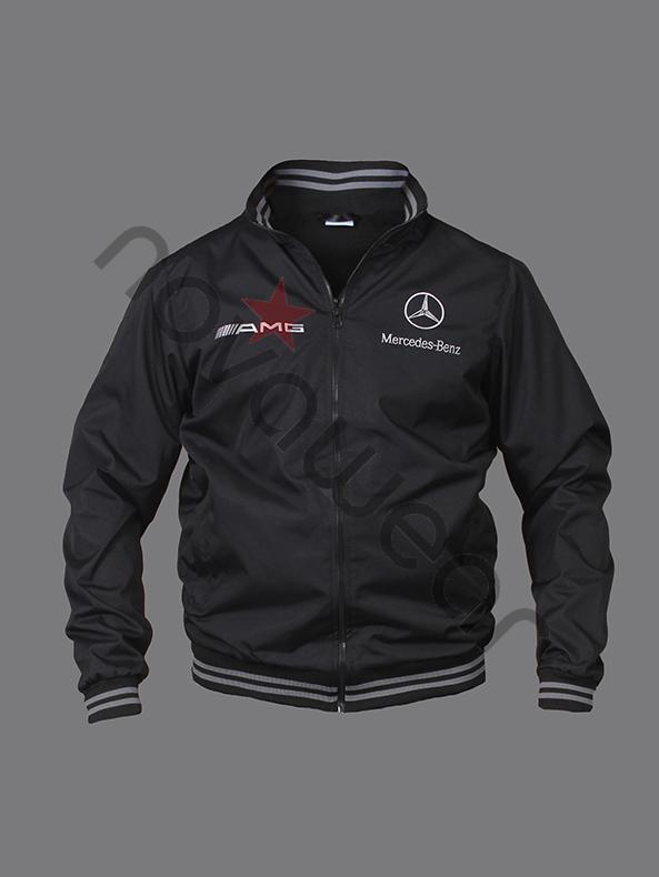 Visa Credit Card Login >> Mercedes AMG Bomber Jacket-Mercedes Apparel, Mercedes ...