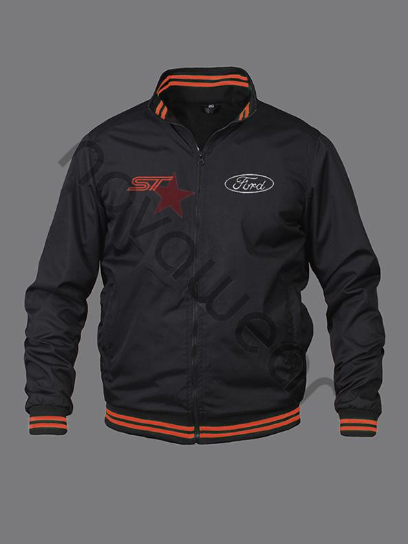 Ford ST Bomber Jacket-Ford ST Clothing, Ford Merchandise