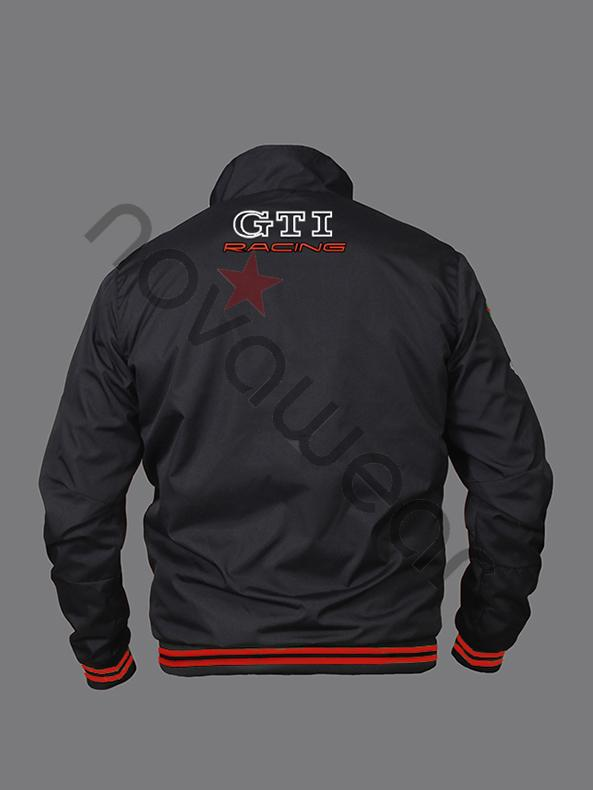 Vw Gti Bomber Jacket Volkswagen Merchandise Gti Clothing