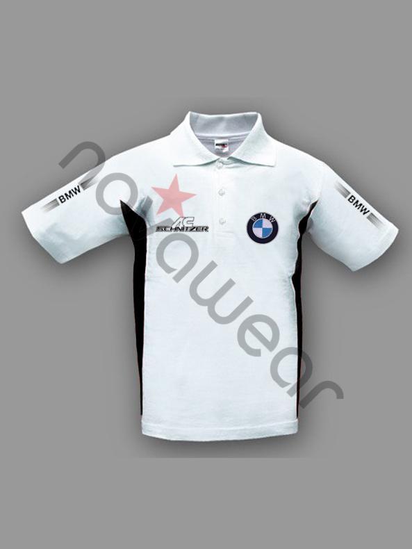 Bmw Ac Schnitzer Polo Shirt Schwarz Bmw T Shirts Bmw Zubeh 246 R