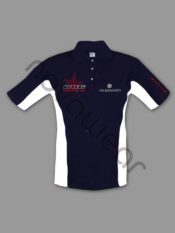 Volkswagen VR6 Polo Shirt-VW Shirts, VW Clothing, VW Apparel