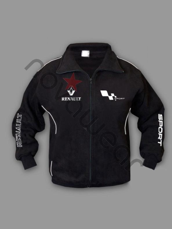 Renault Sport Fleece Jacket-Renault Sport T-Shirts, Renault Sport Merc