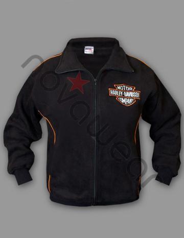 Visa Credit Card Login >> Harley Davidson Fleece Jacket-Harley Davidson Clothing