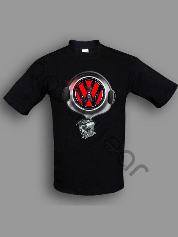 Vw For Sale >> VW T-Shirt Black-VW Accessories, Volkswagen Clothing, VW Caps