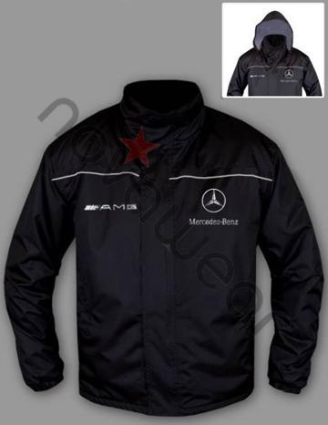 Visa Credit Card Login >> Mercedes AMG Windbreaker Jacket-Mercedes Apparel, Mercedes Accessories