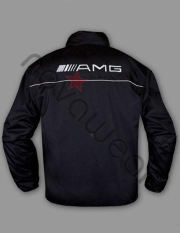 Mercedes Amg Windbreaker Jacket Mercedes Apparel Mercedes
