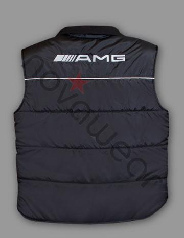 Mercedes amg vest mercedes amg jackets mercedes clothing for Mercedes benz sweater