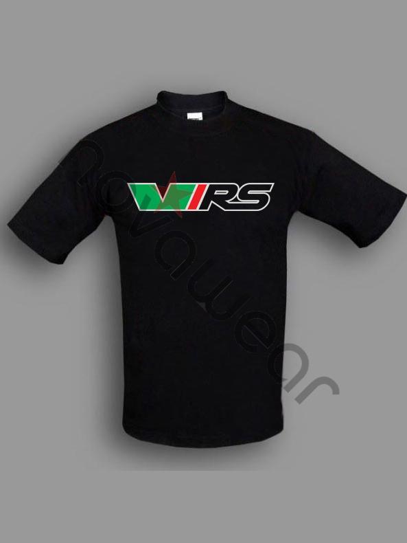 Skoda Rs T Shirt Black Skoda Rs Accessories Skoda Rs Clot