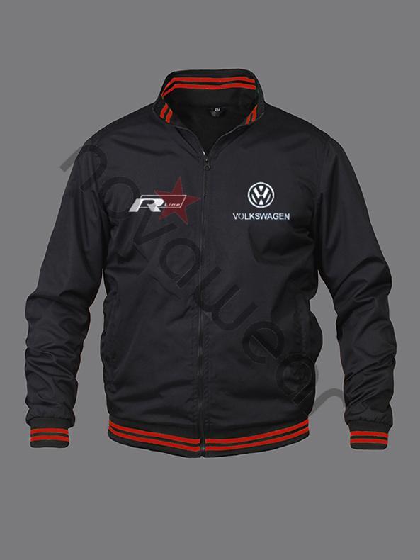 Volkswagen R Line Bomber Jacket-Volkswagen Clothing