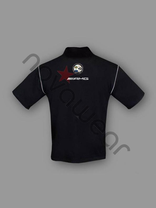 Mercedes AMG Polo Shirt