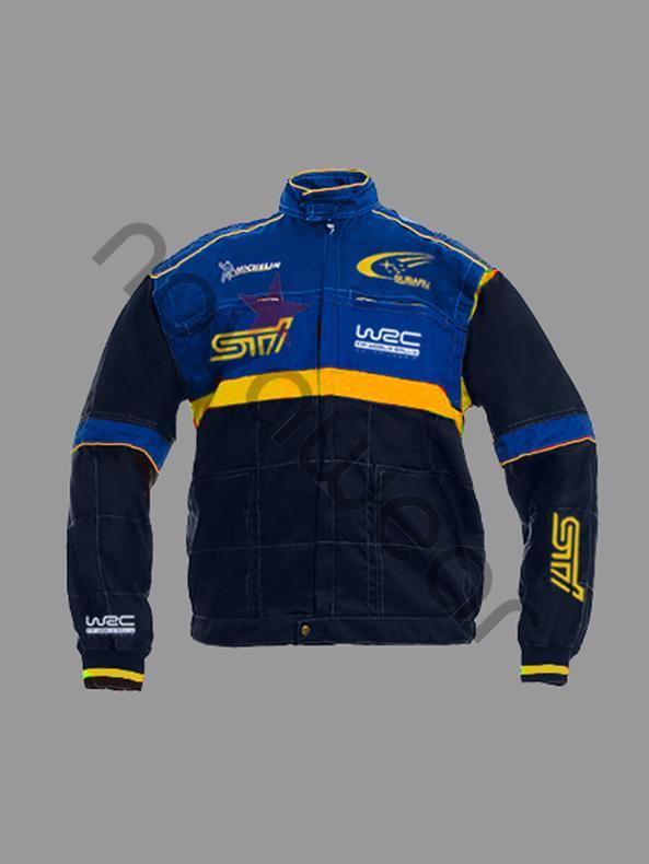 Visa Credit Card Login >> Subaru Rally Team Workwear Jacket-Subaru Team Apparel ...