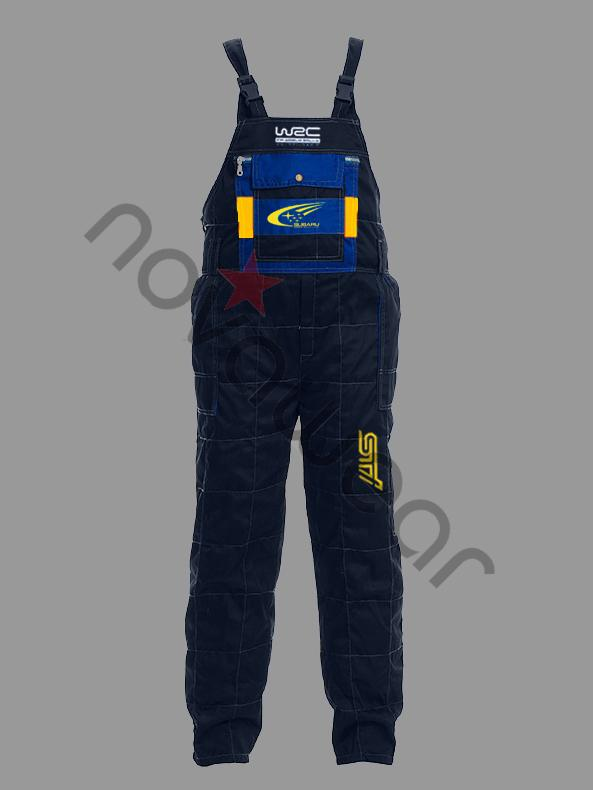 Subaru Pants Rally Team Motorsport Workwear