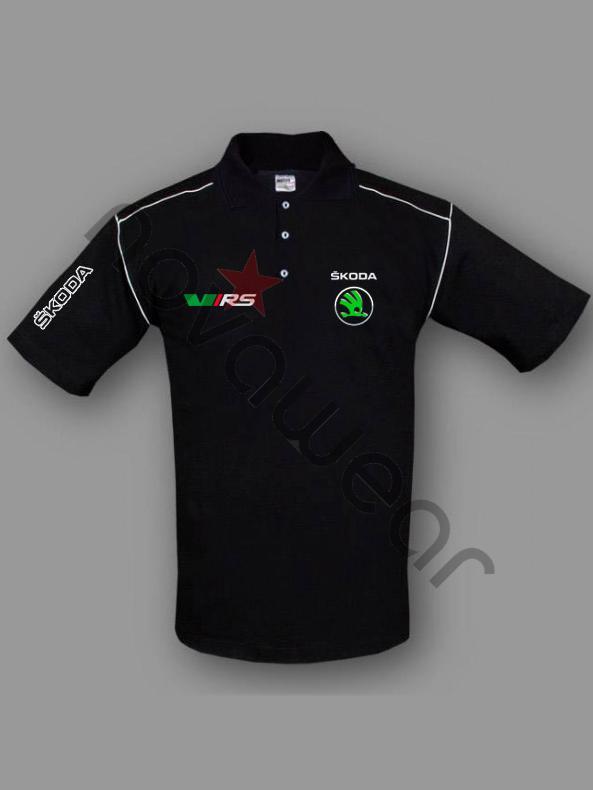 Visa Credit Card Login >> Skoda RS Polo Shirt Skoda RS Accessories, Skoda RS Clothing