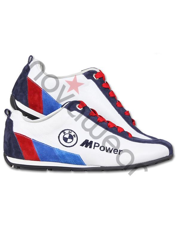 Visa Credit Card Login >> BMW M Power Shoes Man's boots-BMW M Power Racing Boots