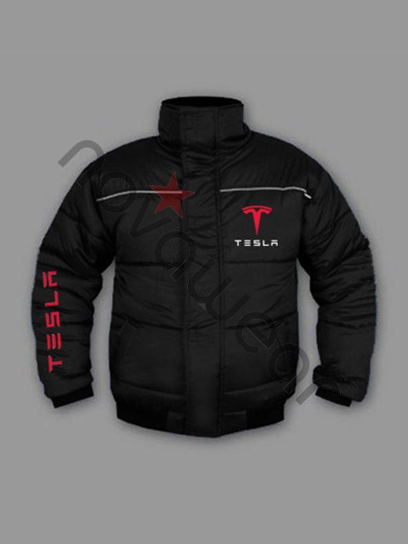 Tesla Energie Winter Jacket Tesla Energie Merchandise