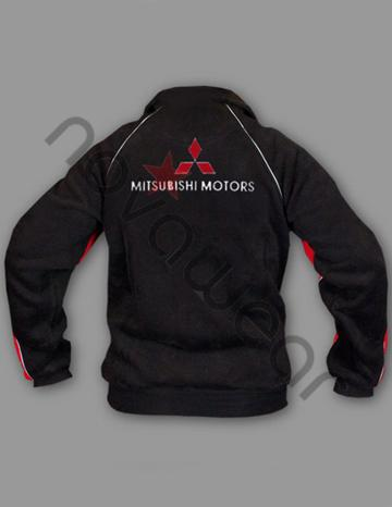 Mitsubishi on Mitsubishi Jacket   Mitsubishi Motors Sport Fleece Jacket