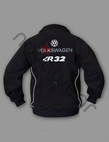 Volkswagen R32 Fleece Jacket-VW Accessories, VW Clothing, VW Jackets