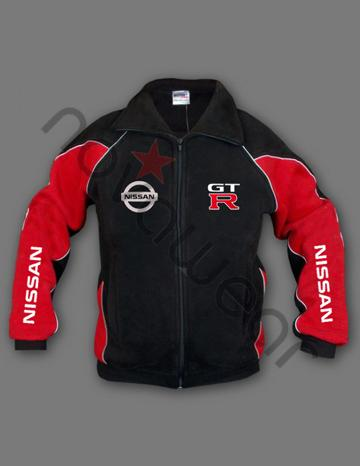 Nissan Gtr Fleece Jacket Nissan Gtr Apparel Nissan T Shirts