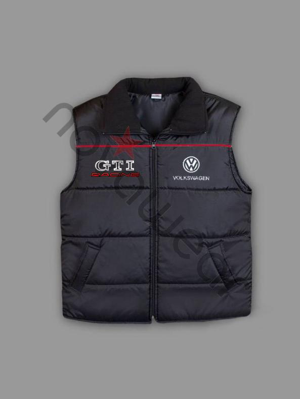 vw gti vest vw accessories vw clothing vw jackets. Black Bedroom Furniture Sets. Home Design Ideas