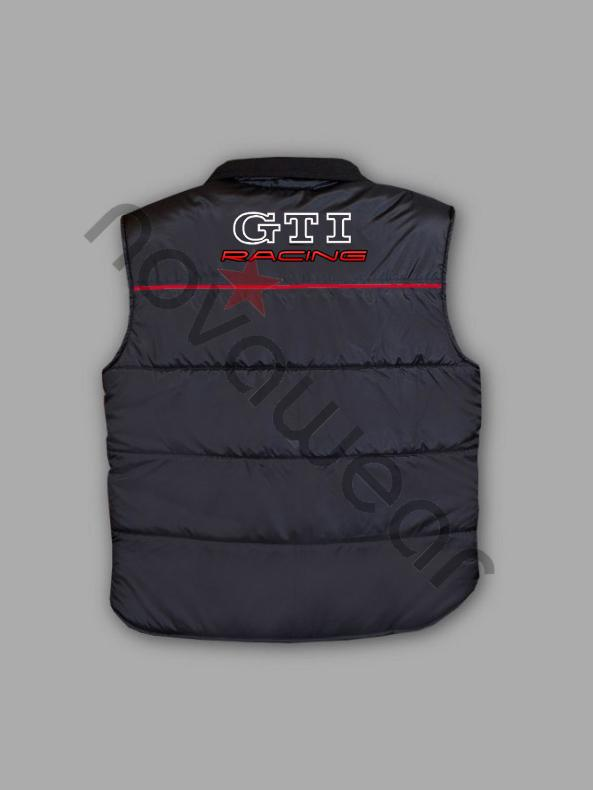 VW GTI Vest-VW Accessories, VW Clothing, VW Jackets